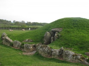 Bryn Celli Ddu Burial Chamber, South Anglesey
