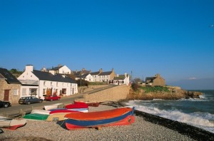 Moelfre, East Coast Anglesey